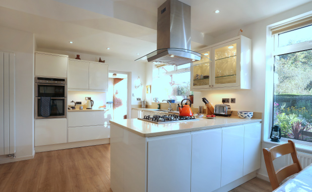 Mr Hallam Design Works Kitchens