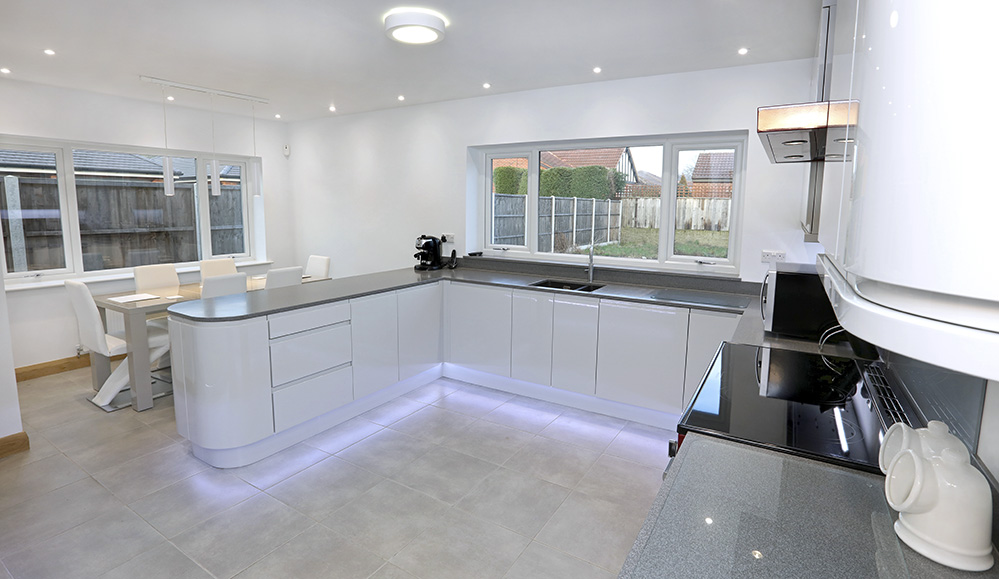 Mr Wellard Oliver Close Breaston 5 Design Works Kitchens